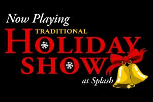 Holiday Show at Splash in Jordan's Furniture Warwick