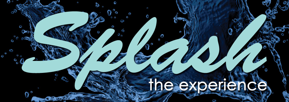 Splash - The experience - Now at Jordan's in Warwick