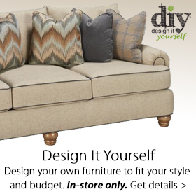 Design It Yourself At Jordanu0027s Furniture Stores In MA, NH And RI