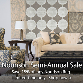 Nourison Rugs for sale at Jordan's Furniture stores in MA, CT, NH and RI