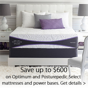 Save up to $600 on Sealy's Labor Day Sale