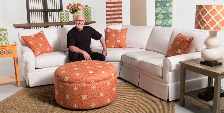 Buy any Sunbrella sofa or sectional and we'll send the Maids over for a - Sunbrella Maids Promotion At Jordan's Furniture In MA, NH And Ri
