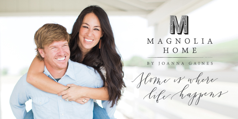 magnolia homejoanna gaines - available now at jordan's