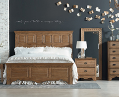 Magnolia Farmhouse collection by Joanna Gaines available  at Jordan's Furniture stores in CT, MA, NH, and RI