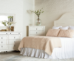 Magnolia French Inspried Home collection by Joanna Gaines available  at Jordan's Furniture stores in CT, MA, NH, and RI