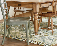 Magnolia Home Area Rugs collection by Joanna Gaines available at Jordan's Furniture stores in CT, MA, NH, and RI