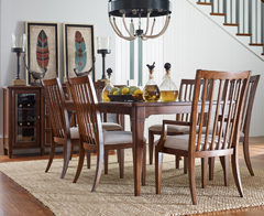 Rachael Ray Home Upstate collection available at Jordan's Furniture stores in CT, MA, NH, and RI