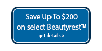 Save up $300 Promo Copy: on Beautyrest Silver, Platinum, Platinum Hybrid/Best of Both Worlds Mattresses and receive a free sleep tracker (excludes Silver).  Upgrade to a SmartMotion 2.0 or 3.0 and save up to an additional $600