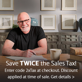Save Twice the Sales tax at Jordan's Furniture stores in Avon MA, Natick MA, Reading MA, and Nashua NH