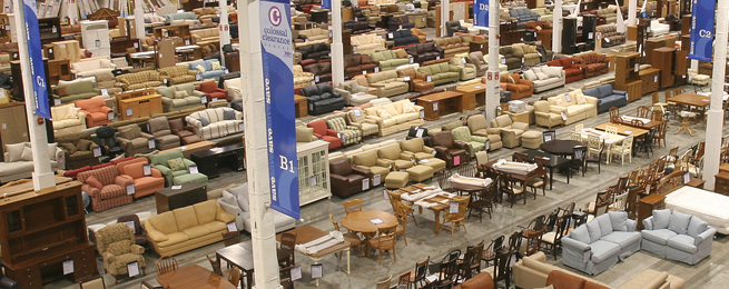 Furniture Outlet Ri