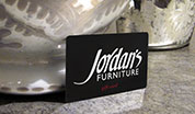 In Home Design consultation services through Jordan's Furniture stores in MA, NH and RI