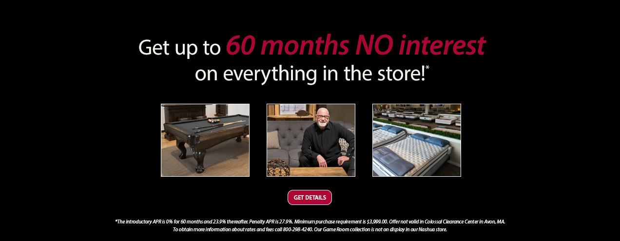 Design it Yourself at Jordan's Furniture