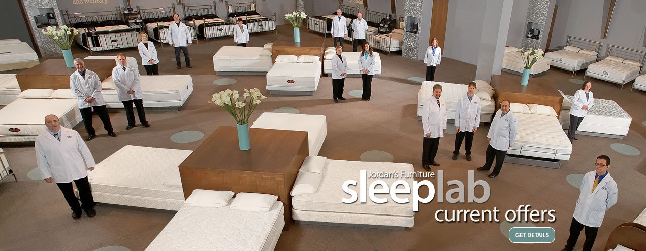 Tempur-Pedic Event at Jordan's Furniture
