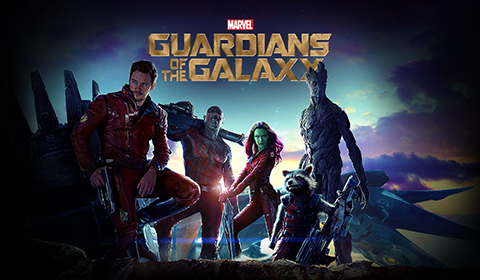 Guardians of the Galaxy in IMAX 3D at Jordan's Furniture in Natick and Reading
