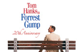 Forrest Gump 20th Anniversary in IMAX at Jordan's Furniture in Natick and Reading MA