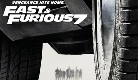 Furious 7 in IMAX at Jordan's Furniture in Natick and Reading
