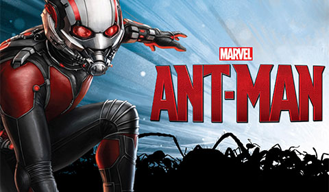 Ant-Man in IMAX 3D at Jordan's Furniture in Natick and Reading