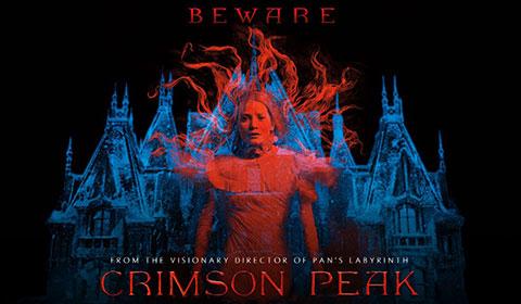 Crimson Peak in IMAX at Jordan's Furniture in Natick and Reading