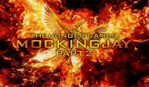 Hunger Games: Mockingjay Part 2 at Jordan's Furniture in Natick and Reading
