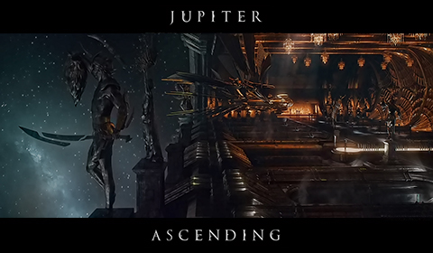 Jupiter Ascending in IMAX at Jordan's Furniture in Natick and Reading