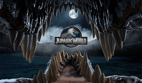 Jurassic World in IMAX 3D at Jordan's Furniture in Natick and Reading