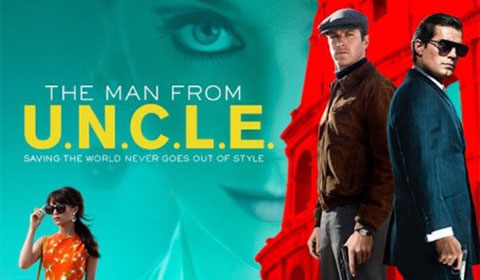THE MAN FROM U.N.C.L.E. in IMAX at Jordan's Furniture in Natick and Reading
