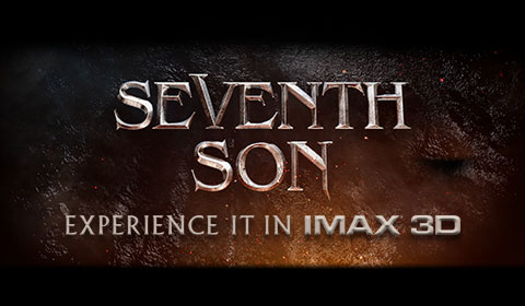 The Seventh Son in IMAX 3D at Jordan's Furniture in Natick and Reading
