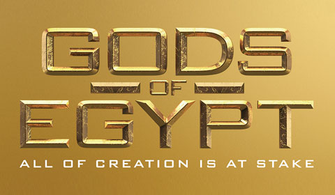 GODS OF EGYPT in IMAX 3D at Jordan's Furniture in Natick and Reading Ma