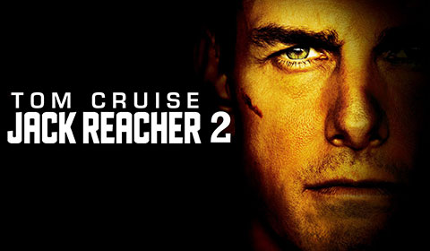 Jack Reacher: Never Go Back in IMAX at Jordan's Furniture in Natick and Reading Ma