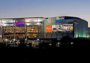 Sunbrella IMAX Theaters at Jordan's Furniture in Reading