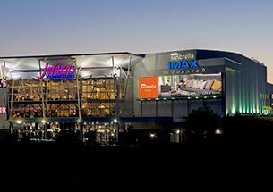 Sunbrella IMAX Theaters at Jordan's Furniture in Reading