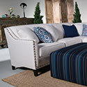 Buy any Sunbrella sofa or sectional and get a FREE spring cleaning from The Maids, the Industry Leader.