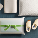 A great night's sleep is always the perfect gift at Jordan's Furniture