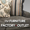 Furniture Factory Outlet at Jordan's Furniture stores in MA, NH and RI