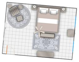 Planning Wiz Room Planner for Jordans Furniture