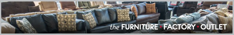 Shop our Furniture Factory Outlet selection at Jordan's Furniture stores in CT, MA, NH, and RI