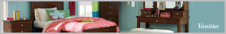 Shop our Kids Vanities selection at Jordan's Furniture stores in CT, MA, NH, and RI