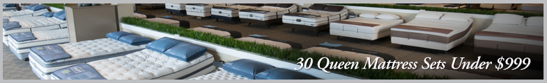 Shop 30 Mattresses Under $999 at Jordan's Furniture stores in CT, MA, NH, and RI
