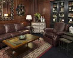 Leather Maintenance tips from Jordan's Furniture