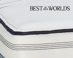Beautyrest Best Of Both Worlds Mattresses For Sale At Jordanu0027s Furniture  Stores In MA, NH