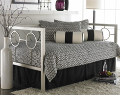Day beds for sale at Jordan's Furniture stores in MA, NH and RI