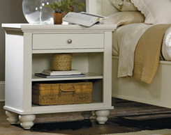 Bedroom nightstands for sale at Jordan's Furniture stores in MA, NH and RI