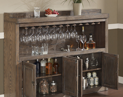 Game Room Wine Bars for sale at Jordan's Furniture stores in MA, NH and RI