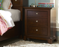 Kids room nightstans for sale at Jordan's Furniture stores in MA, NH and RI
