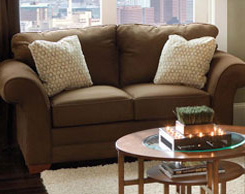 Living Room love seats for sale at Jordan's Furniture stores in MA, NH and RI