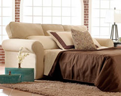 Living Room sleepers for sale at Jordan's Furniture stores in MA, NH and RI