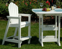 Outdoor Patio Barstools for sale at Jordan's Furniture stores in MA, NH and RI