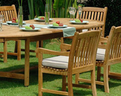 Outdoor Patio Dining Sets for sale at Jordan's Furniture stores in MA, NH and RI