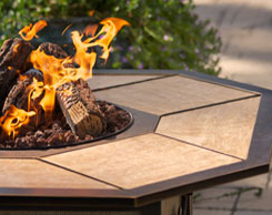 Outdoor Firepits for sale at Jordan's Furniture stores in MA, NH and RI