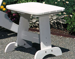 Outdoor Patio Occaisional Tables for sale at Jordan's Furniture stores in MA, NH and RI